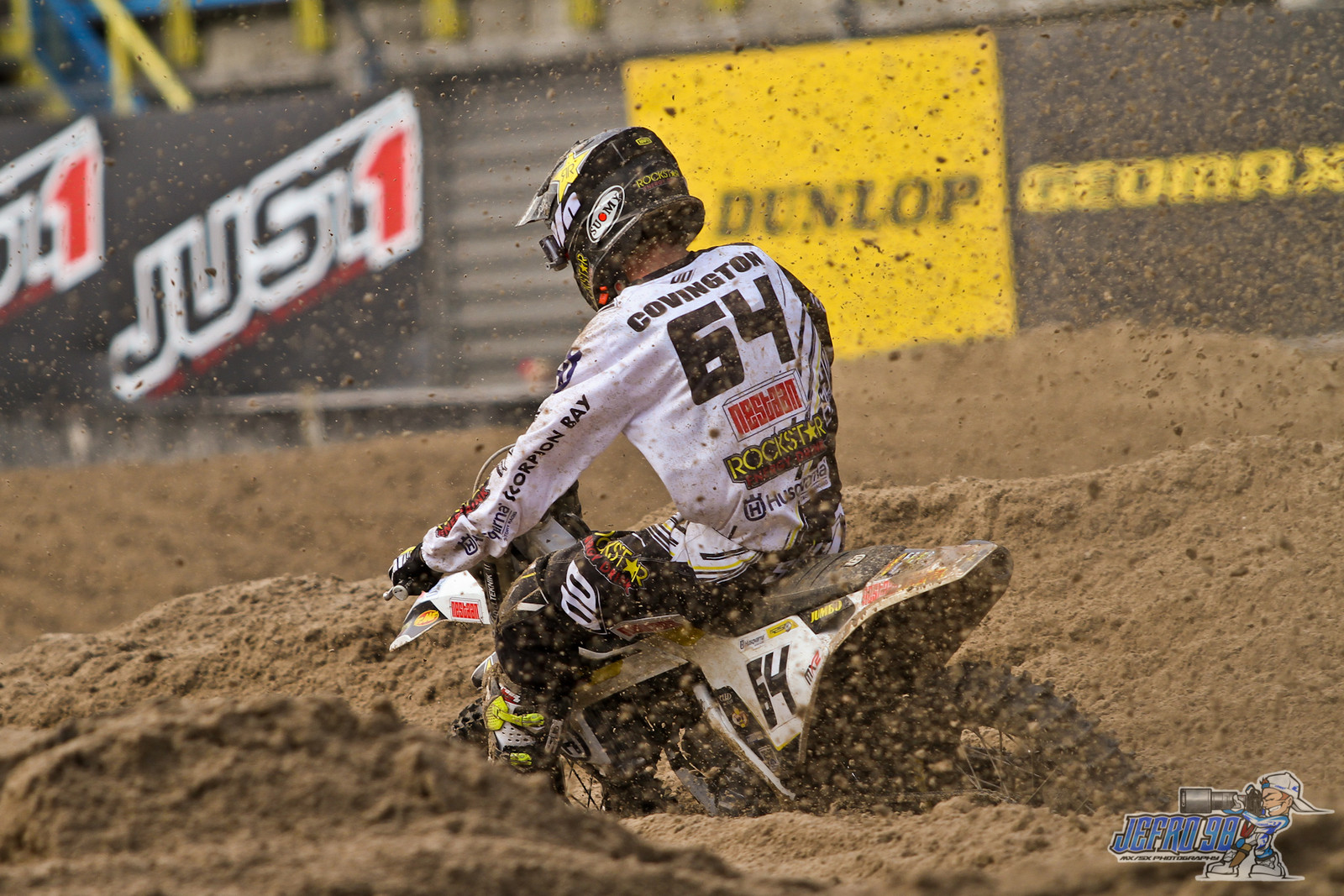 Thomas Covington - Photo Gallery: MXGP of the Netherlands - Motocross Pictures - Vital MX