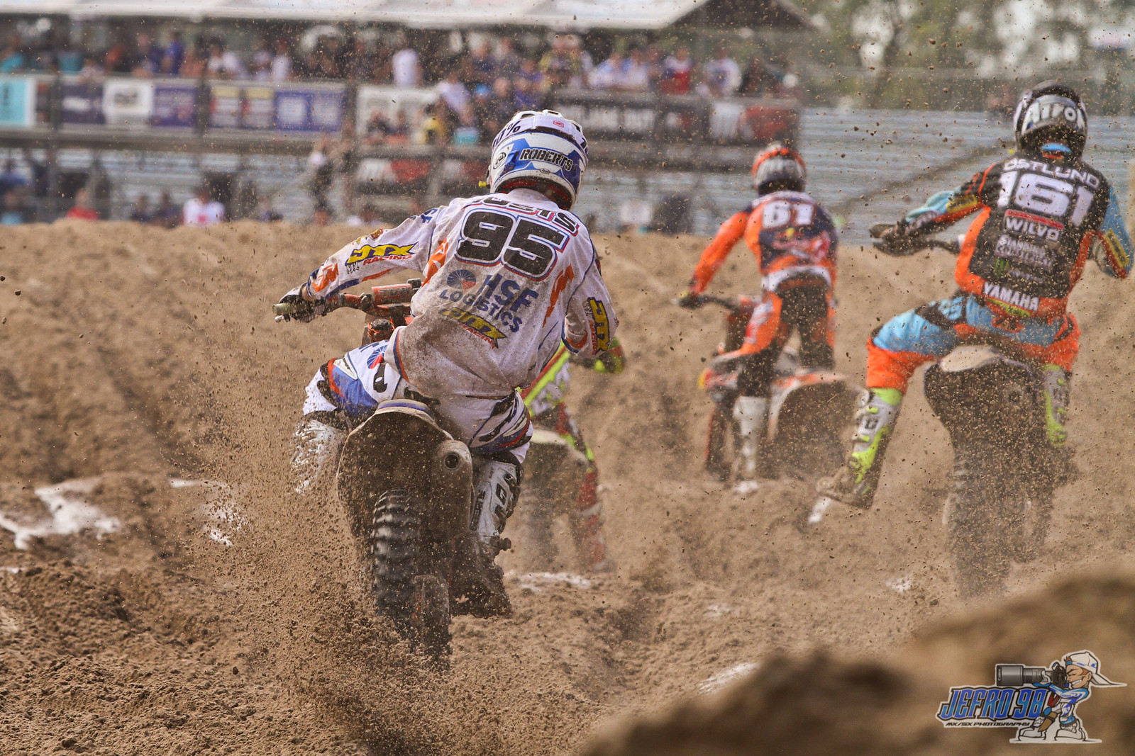 Robert Justs - Photo Gallery: MXGP of the Netherlands - Motocross Pictures - Vital MX