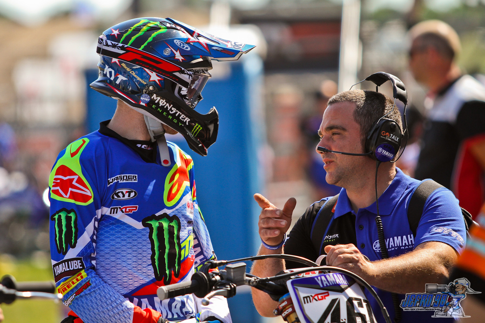 Romain Febvre - Photo Gallery: MXGP of the Netherlands - Motocross Pictures - Vital MX