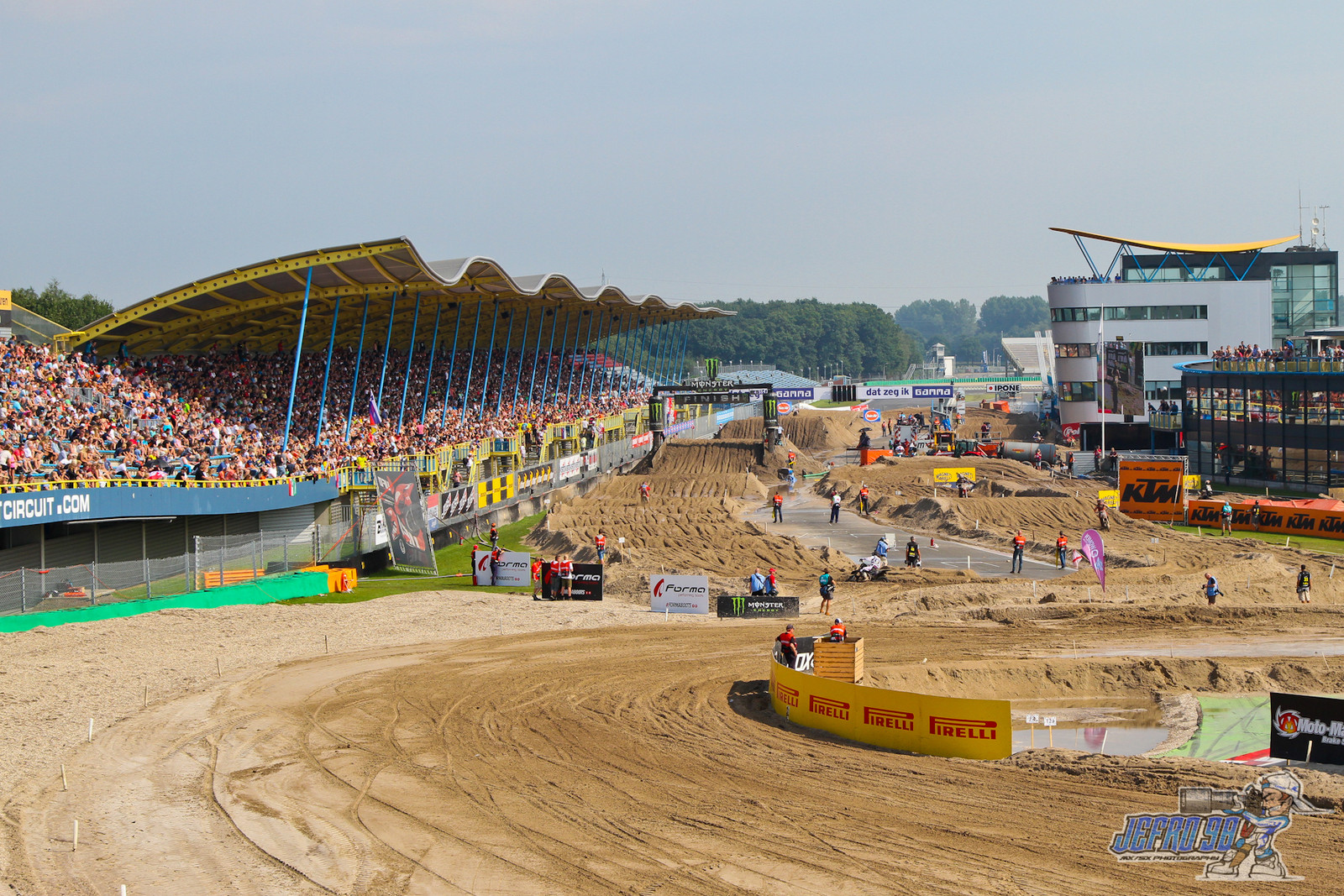 TT Circuit Assen, the Netherlands - Photo Gallery: MXGP of the Netherlands - Motocross Pictures - Vital MX