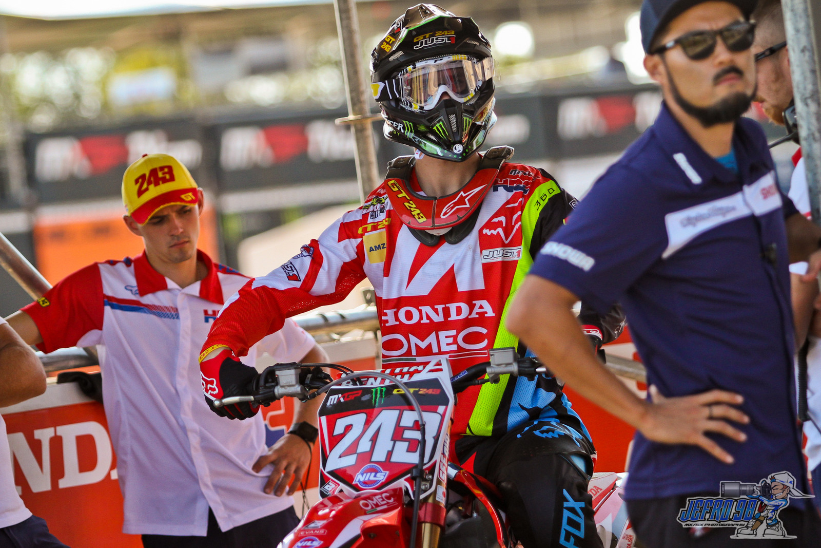 Tim Gajser - Photo Gallery: MXGP of the Netherlands - Motocross Pictures - Vital MX