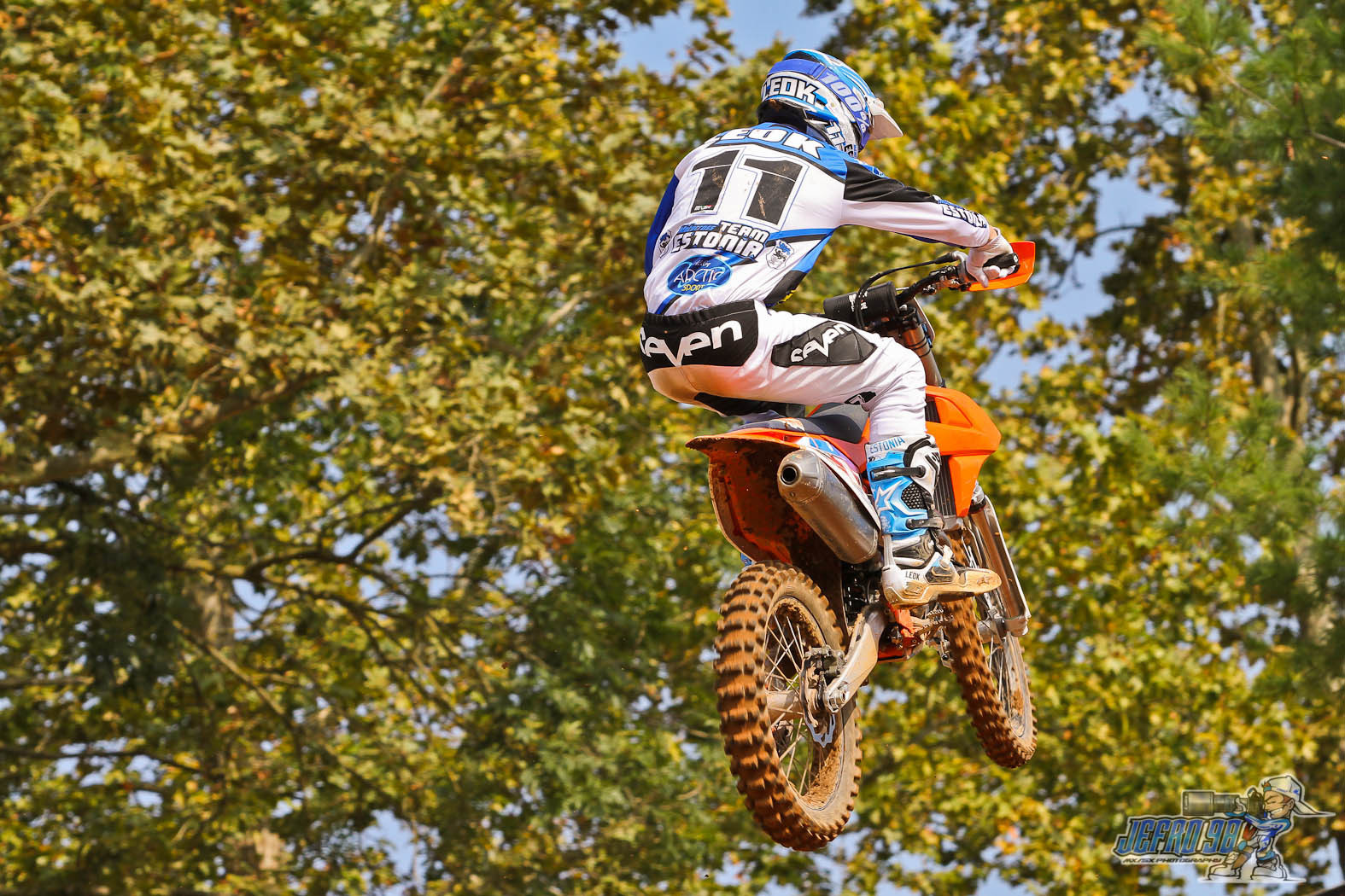 Tanel Leok - Photo Gallery MXoN Saturday - Motocross Pictures - Vital MX