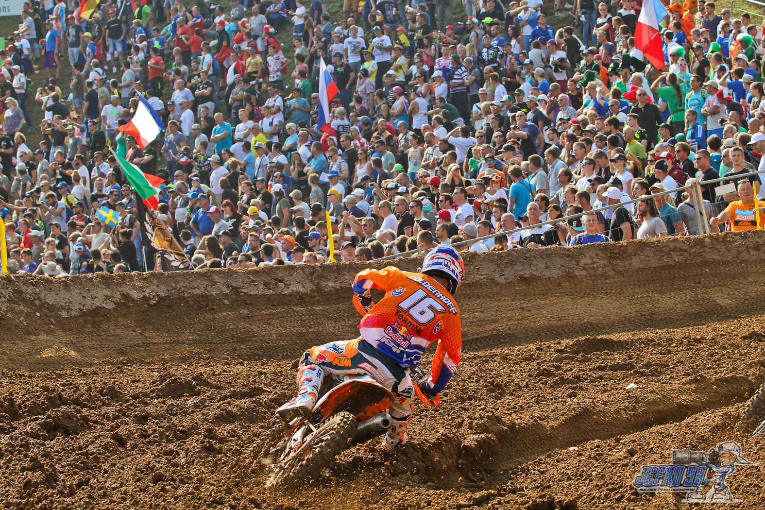 Glenn Coldenhoff - Photo Gallery MXoN Saturday - Motocross Pictures - Vital MX