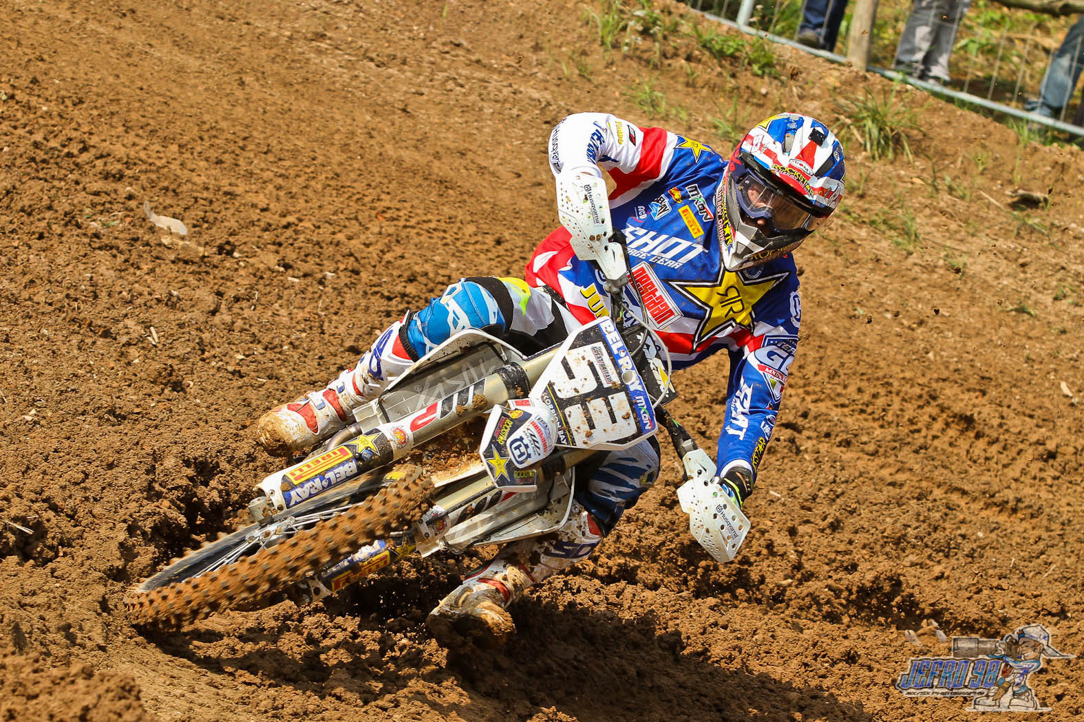 Max Anstie - Photo Gallery MXoN Saturday - Motocross Pictures - Vital MX