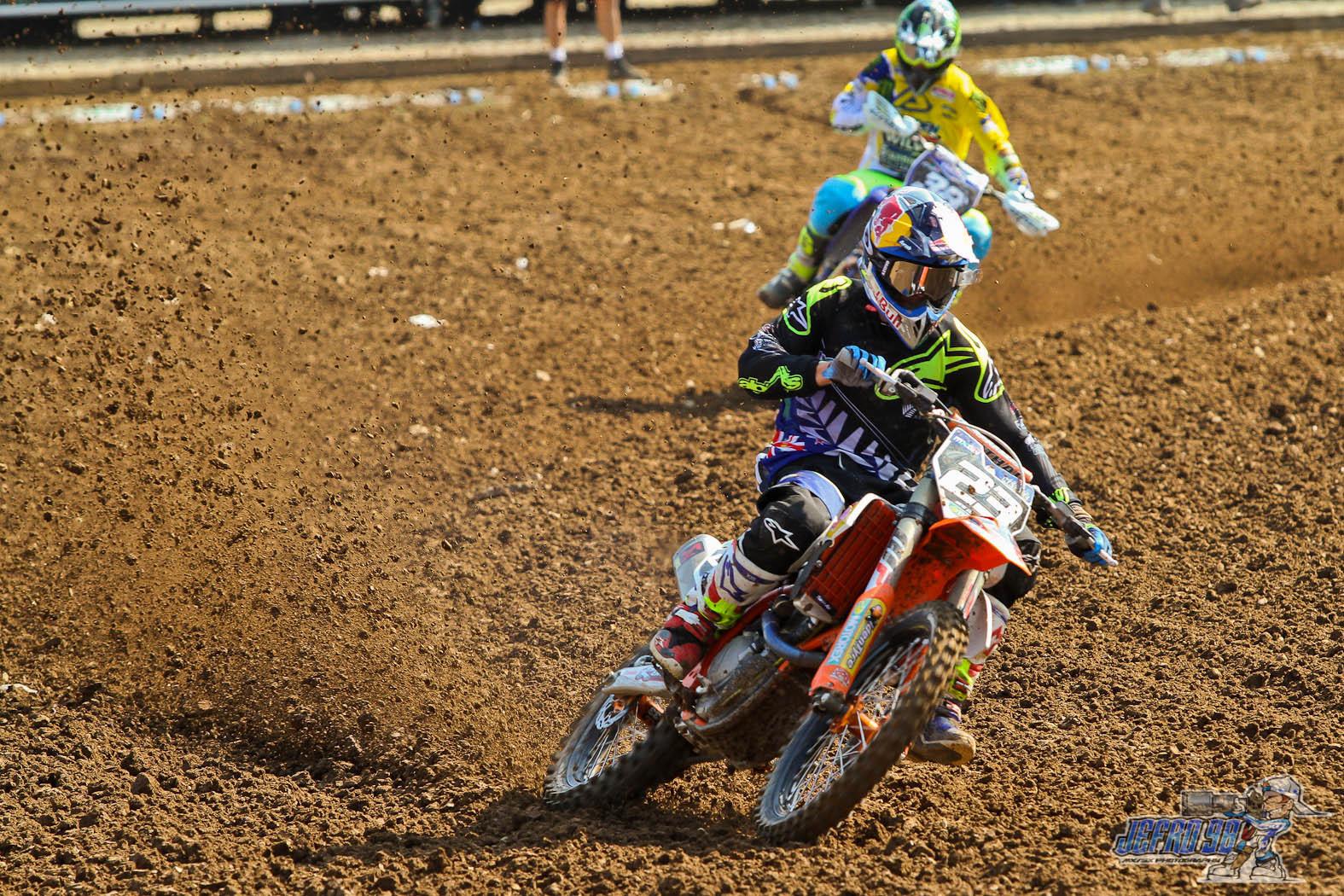 Josiah Natzke - Photo Gallery MXoN Saturday - Motocross Pictures - Vital MX
