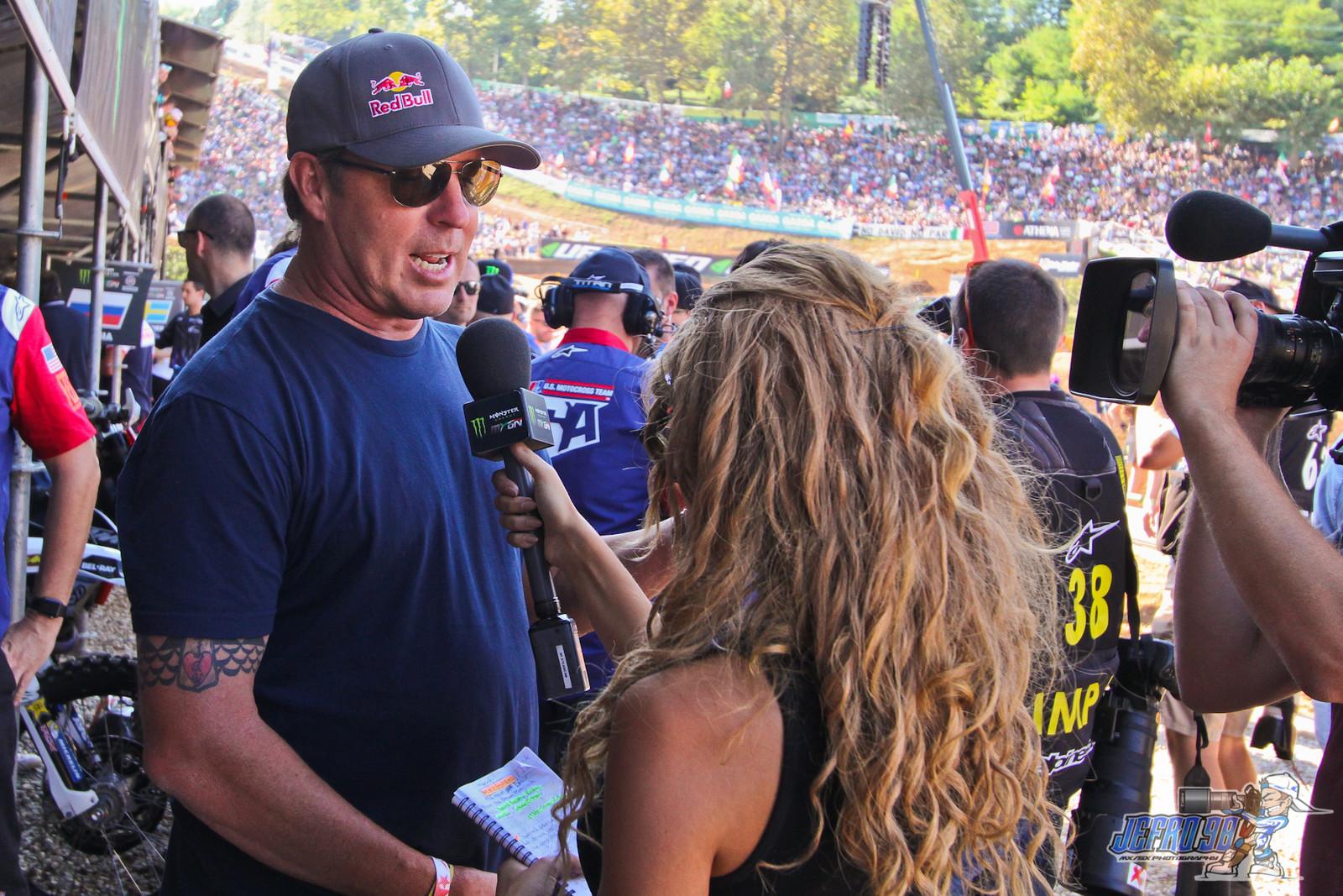 Rick Jonhson - PhotoGallery: MXoN Sunday - Motocross Pictures - Vital MX