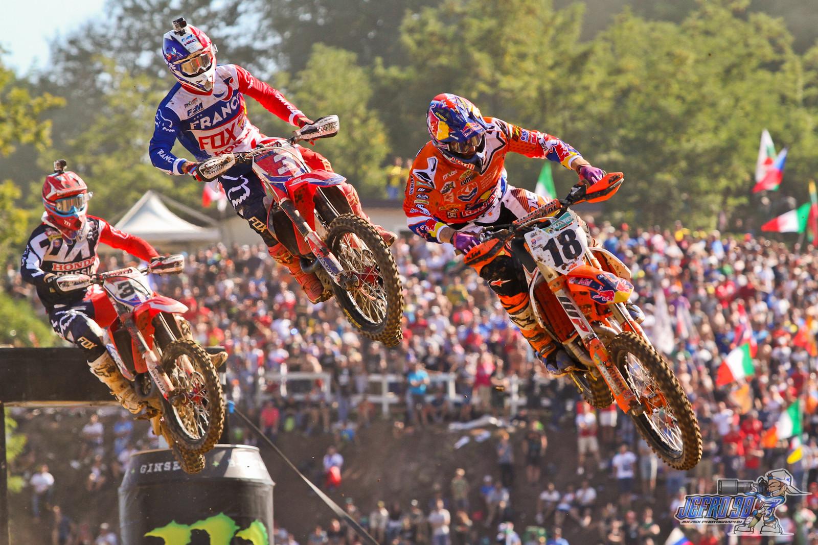 Open Class battle - PhotoGallery: MXoN Sunday - Motocross Pictures - Vital MX