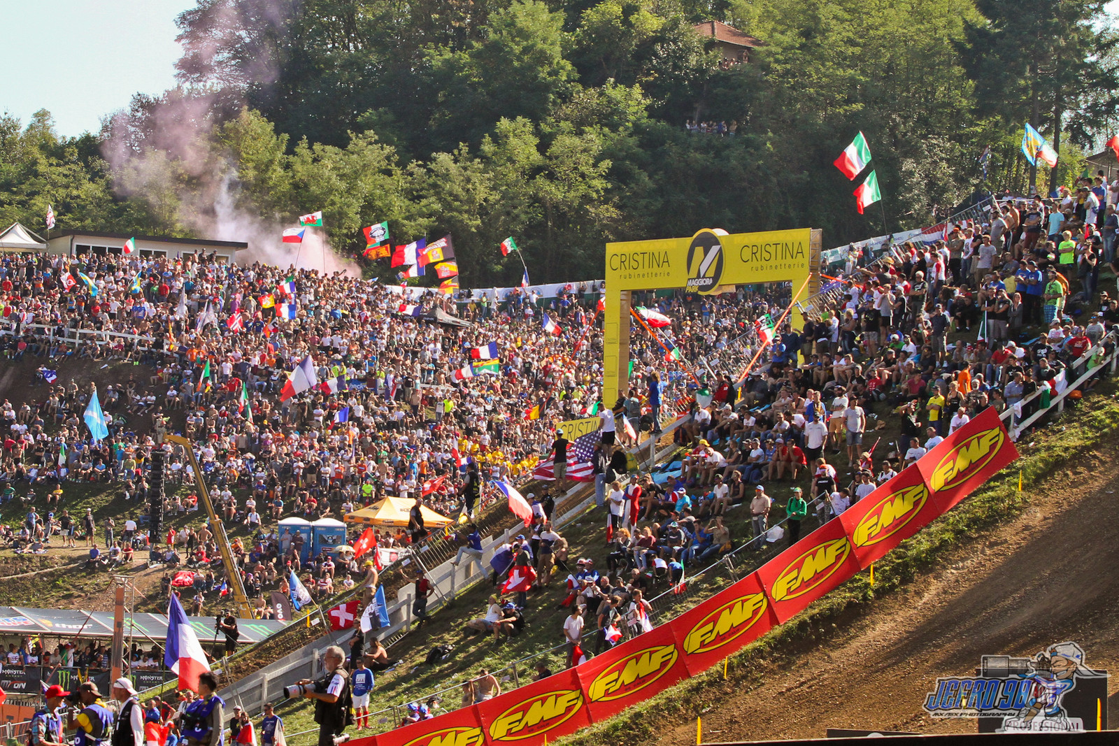 Maggiora crowd - PhotoGallery: MXoN Sunday - Motocross Pictures - Vital MX