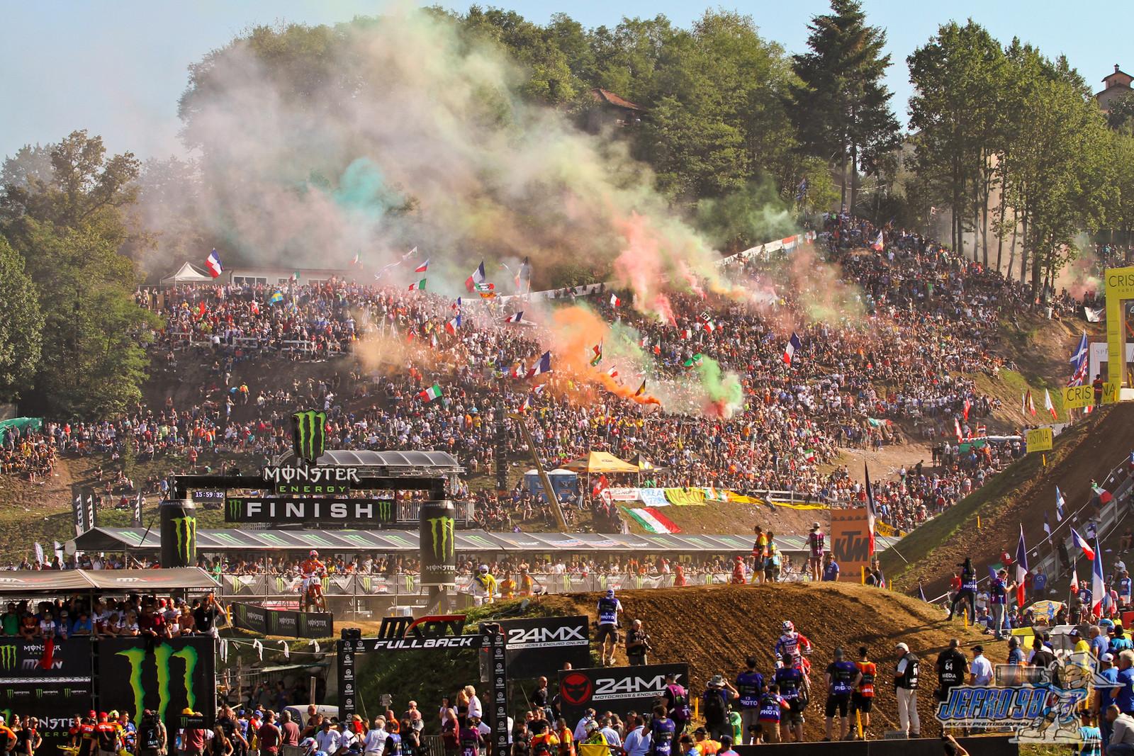 Maggiora Track view - PhotoGallery: MXoN Sunday - Motocross Pictures - Vital MX