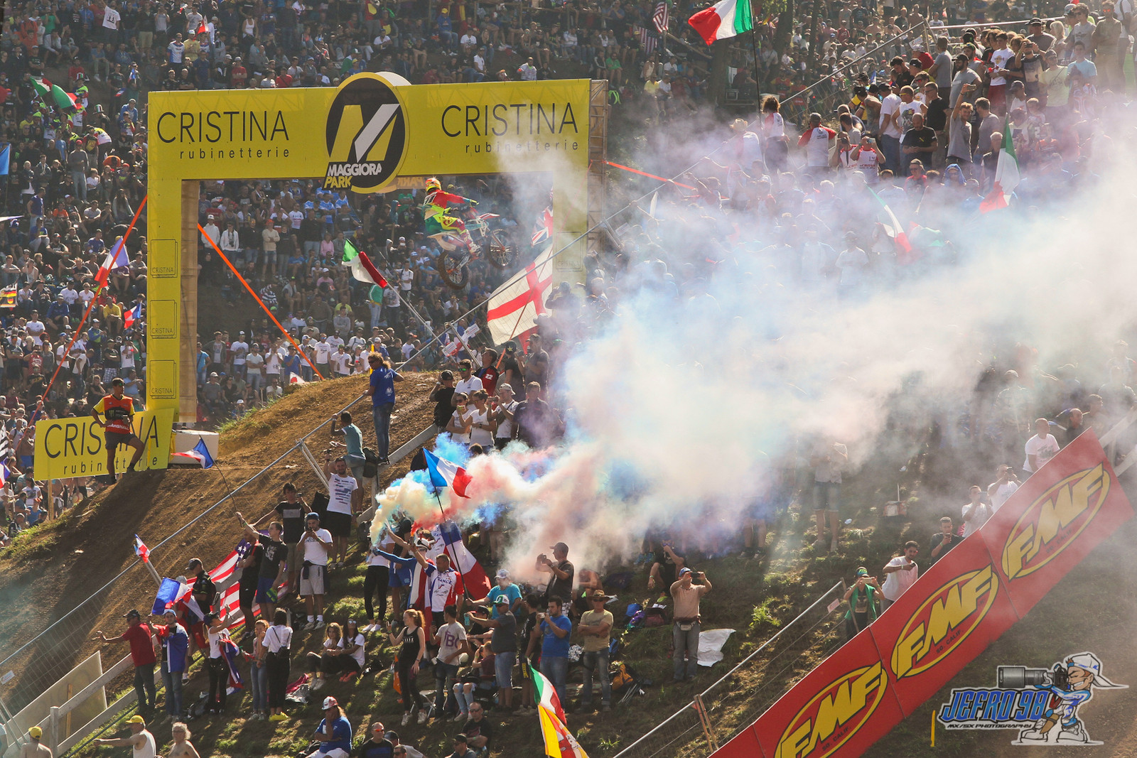 Maggiora crowd - PhotoGallery: MXoN Sunday - Motocross Pictures - Vital MX
