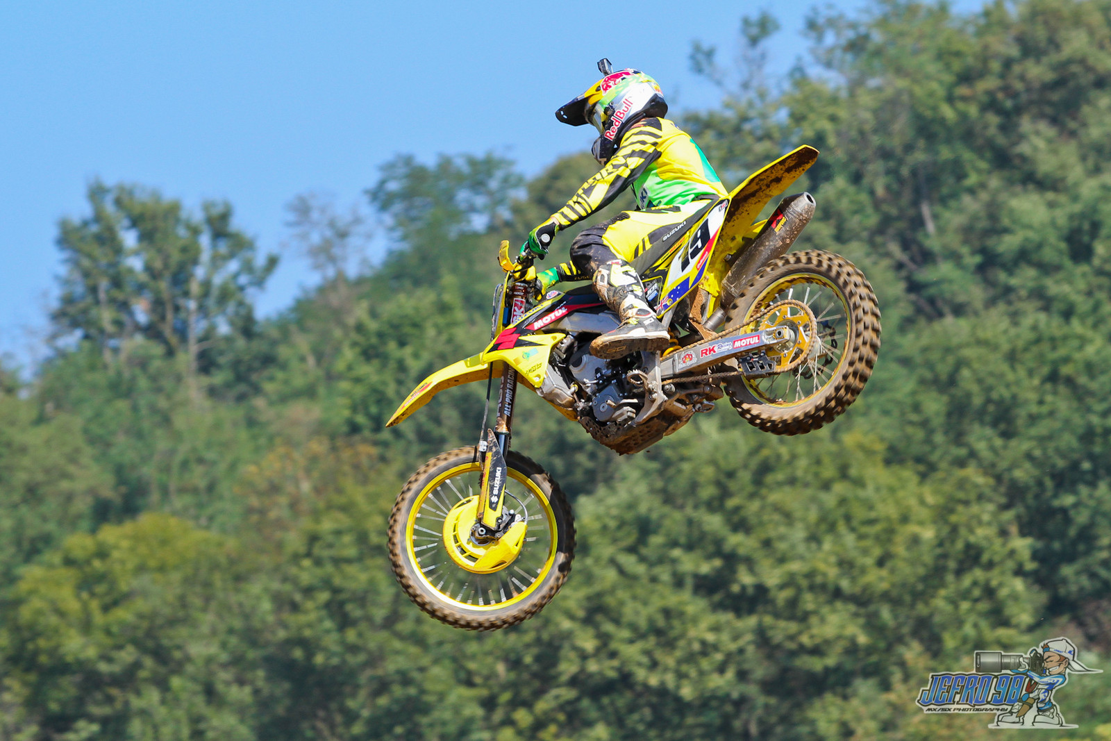 Todd Waters - PhotoGallery: MXoN Sunday - Motocross Pictures - Vital MX