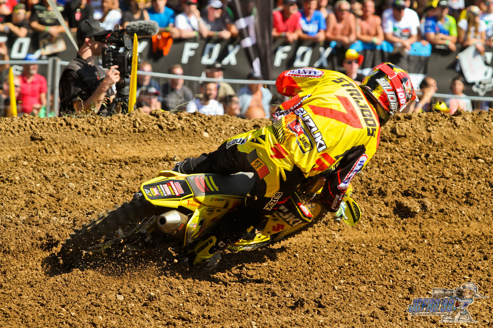 Kevin Strijbos - PhotoGallery: MXoN Sunday - Motocross Pictures - Vital MX