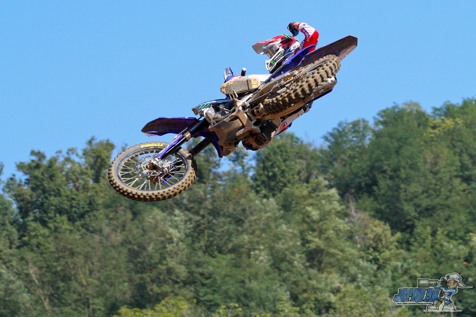 Romain Febvre - PhotoGallery: MXoN Sunday - Motocross Pictures - Vital MX