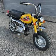 1976 Honda Z50j1 Restored