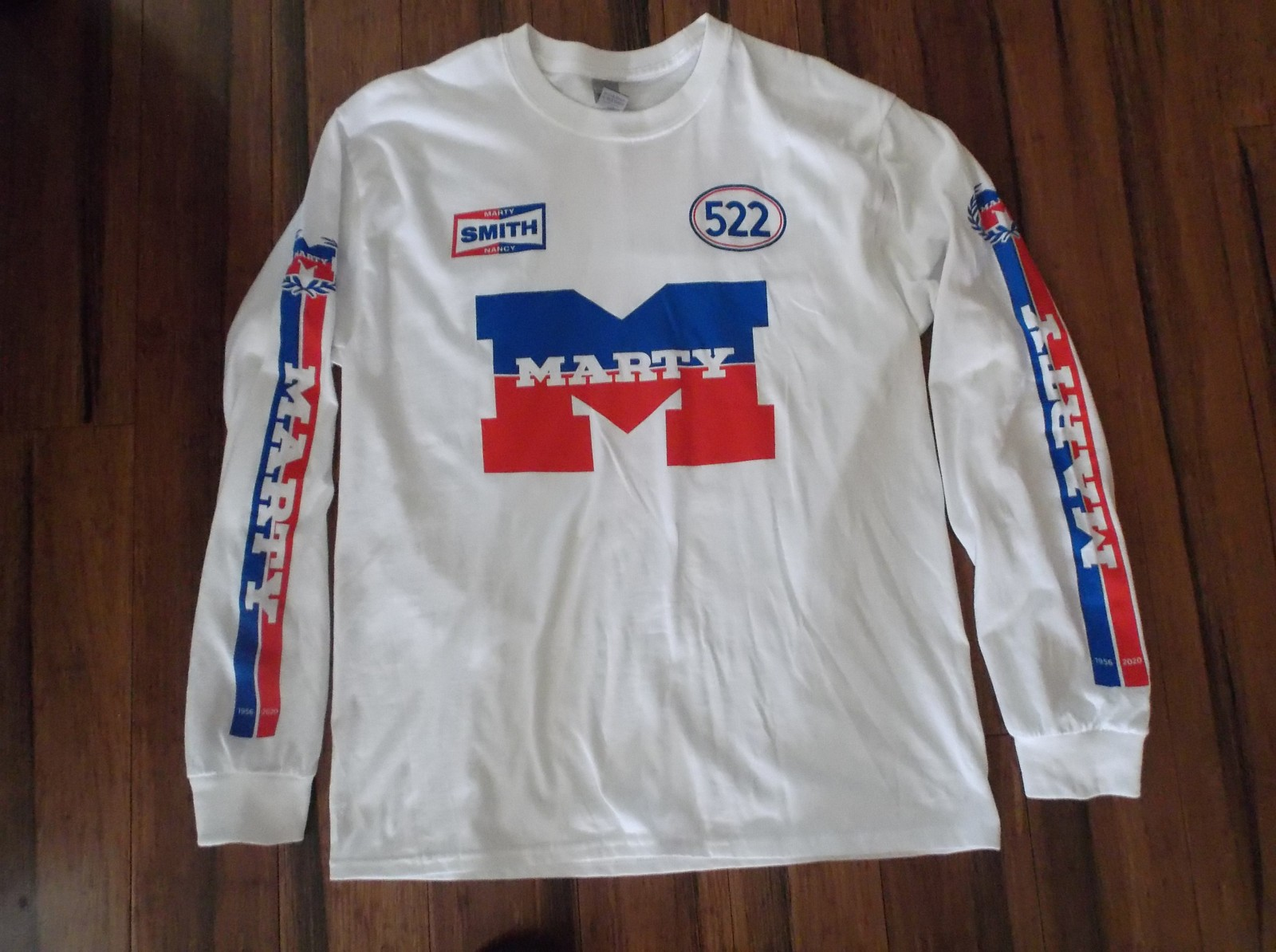 Marty Jersey - Reds - Motocross Pictures - Vital MX