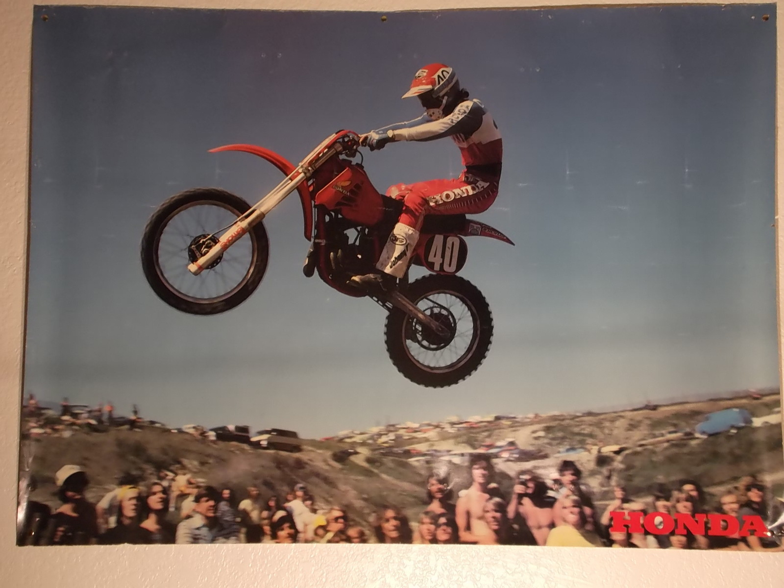 O'Show - Reds - Motocross Pictures - Vital MX