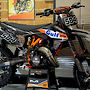 2013 KTM 150sx Gulf x2