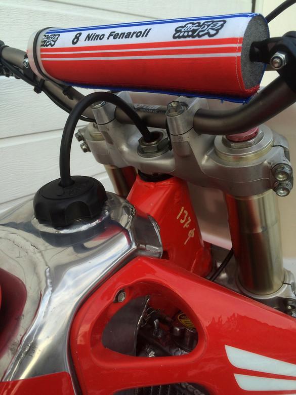 1989 Honda CR 125  - Nino Fenaroli
