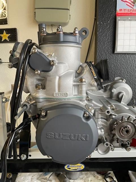2005 Makita Suzuki RM250