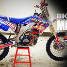 First Year of The CRF450R. NOW FOR SALE!!!!!!
