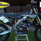 Retard MX's Kawasaki