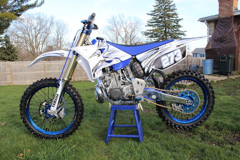 Yz 250 2 stroke for sale