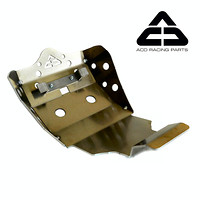 Skid Plate for Honda CRF250  - ACD Racing U.S. - Motocross Pictures - Vital MX