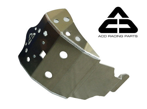 Skid Plate for Honda CRF250R  - ACD Racing U.S. - Motocross Pictures - Vital MX