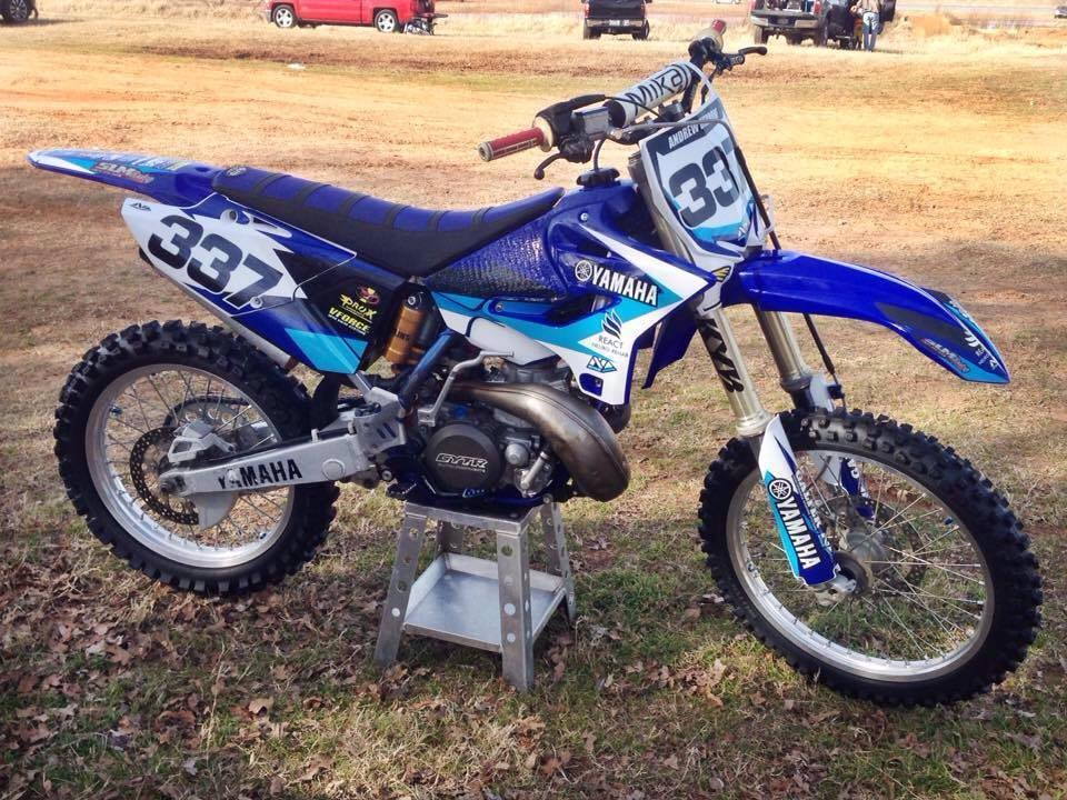 Andrew337's Yamaha