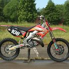CR 125 Honda of Troy