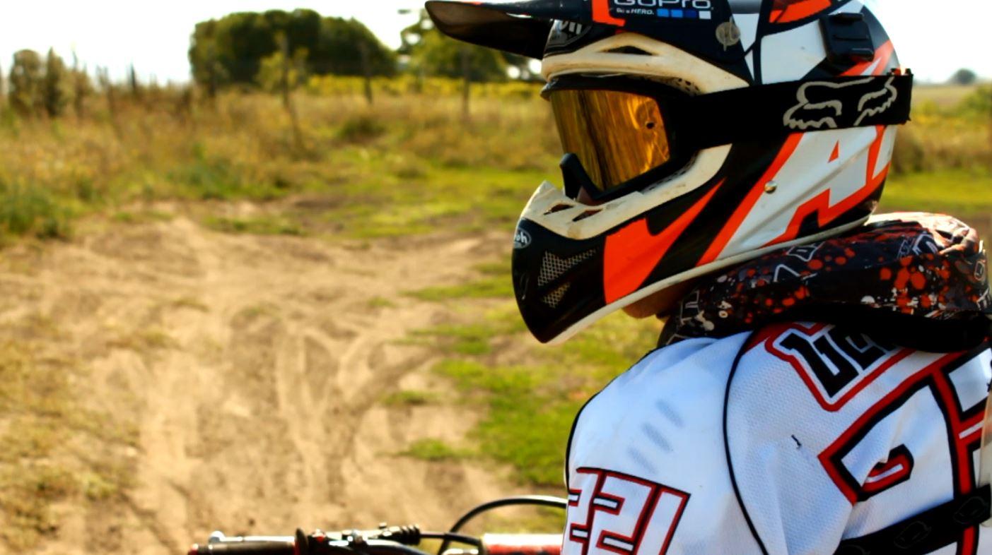 My Motocross day.