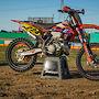 2019 KTM 250 XC Race Bike