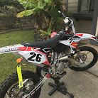 RTech YZ250 Project Complete