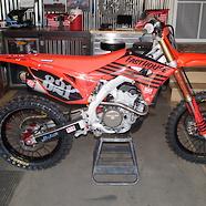 2020 Crf250R