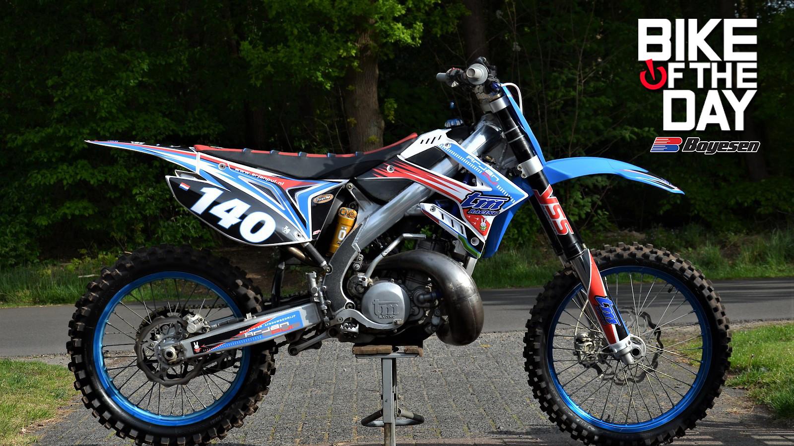 TM MX 250