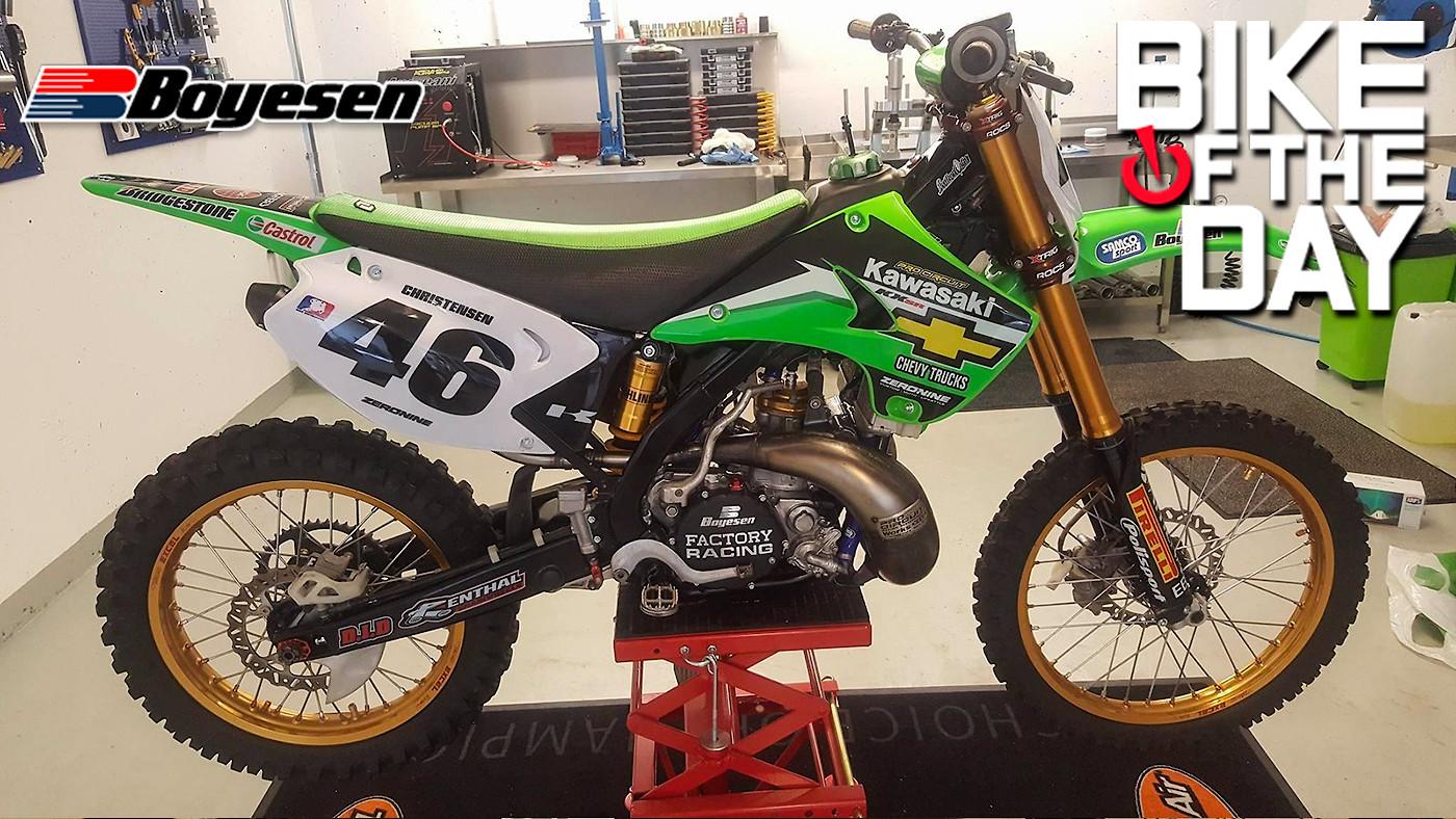 KX250 TwoStroke