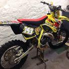 psr racing's Suzuki