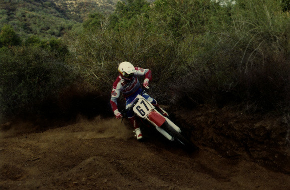 90' CR 250 Malibu Track  - MXR2NV - Motocross Pictures - Vital MX