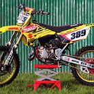 #389 Suzuki RM144
