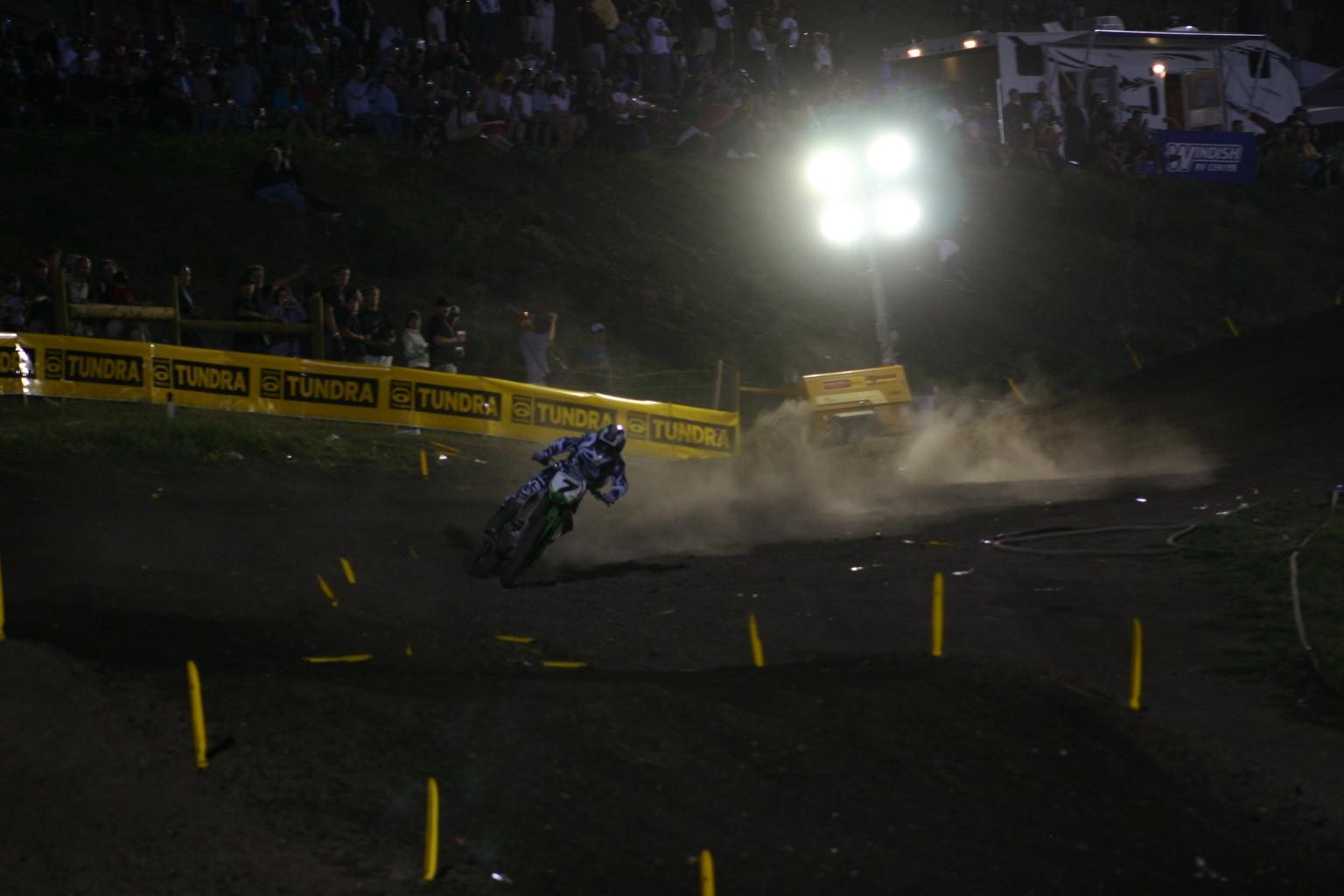 Stew at night - jtomasik - Motocross Pictures - Vital MX