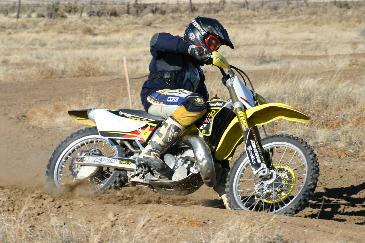 The Smoker At Cygnus's Track - jtomasik - Motocross Pictures - Vital MX