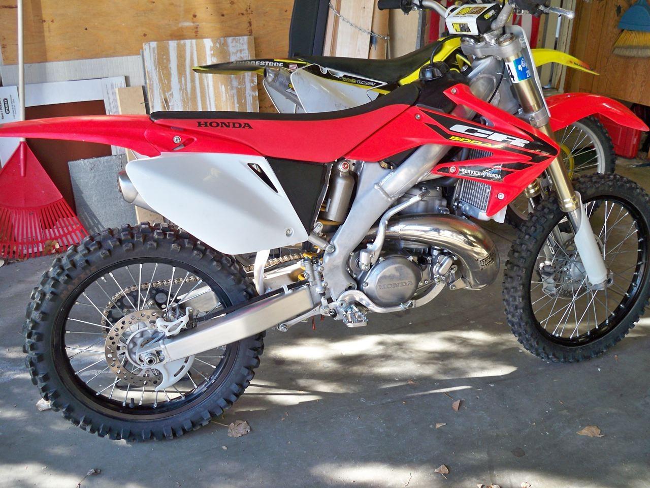 2005 Service Honda CR500AF - jtomasik - Motocross Pictures - Vital MX