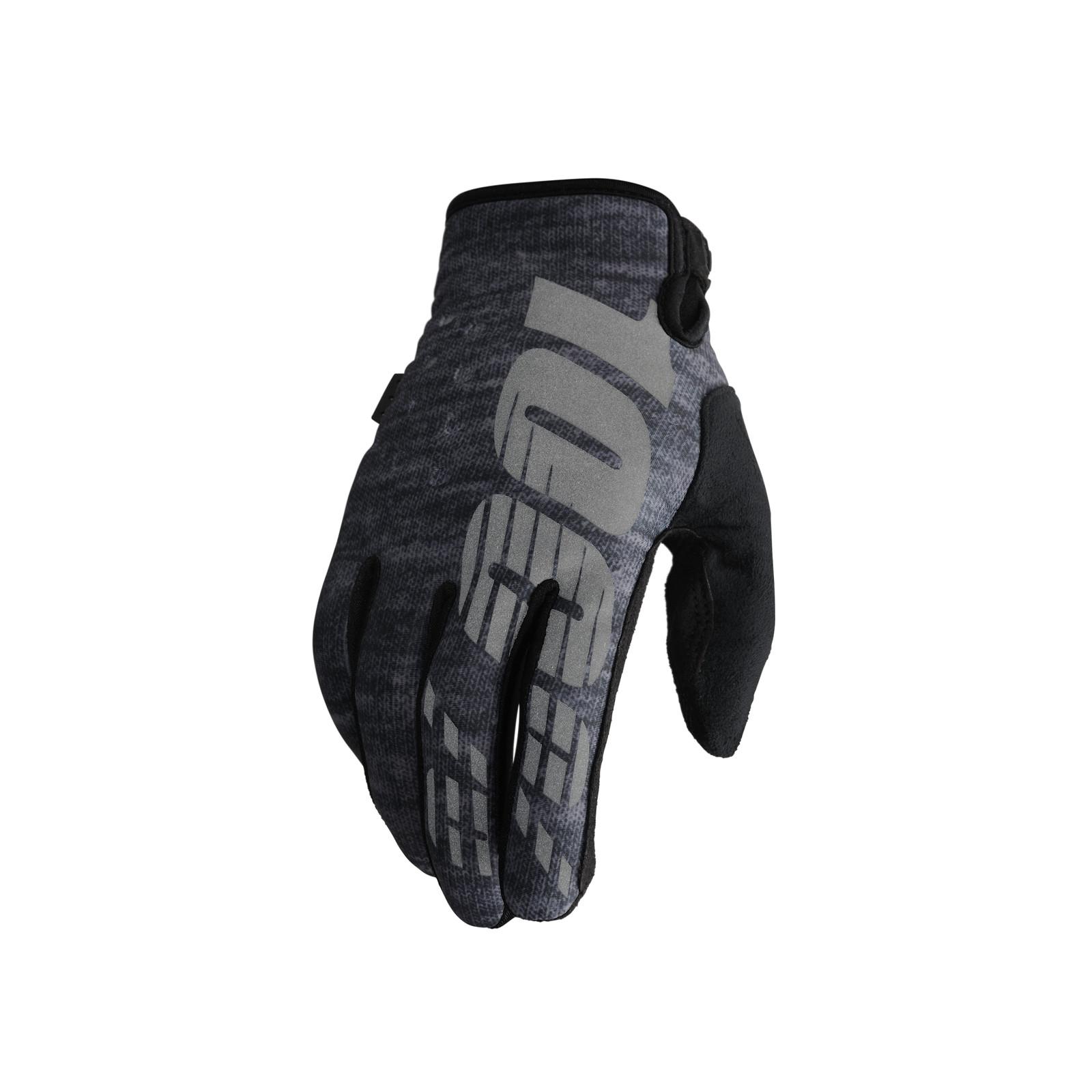 Brisker Glove - Heather - 100percent - Motocross Pictures - Vital MX
