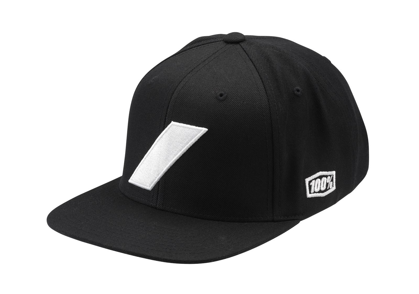 100% Slash Black Hat - 100percent - Motocross Pictures - Vital MX