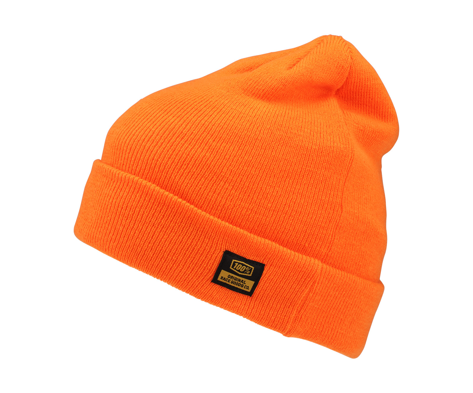 100% Mikkeli Beanie Orange - 100percent - Motocross Pictures - Vital MX