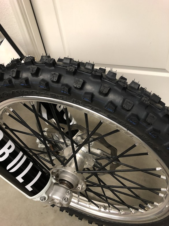 Still Smokin' - MotoRoss's 2012 KTM 125 SX Project