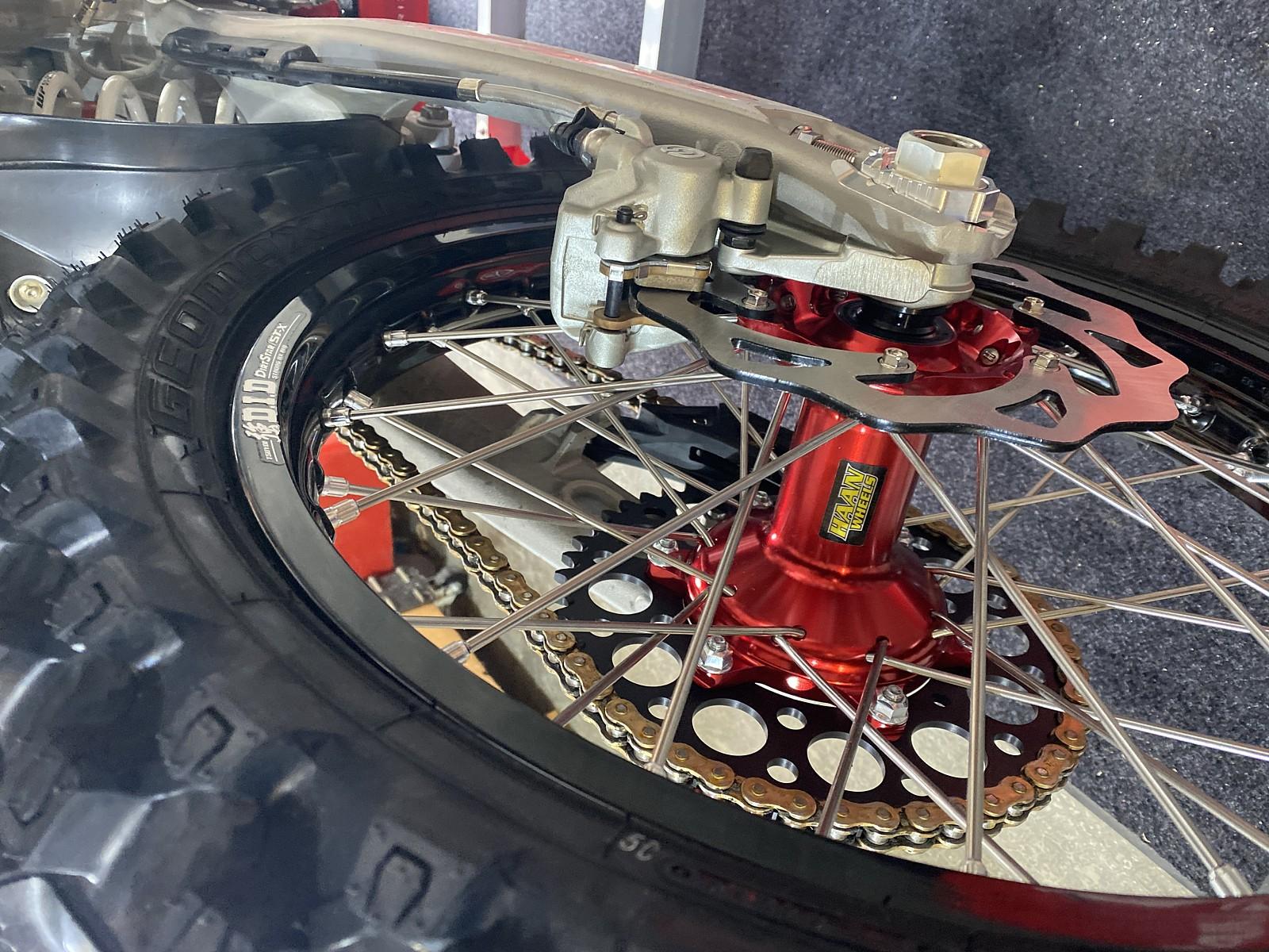 New rear wheel - prida28 - Motocross Pictures - Vital MX
