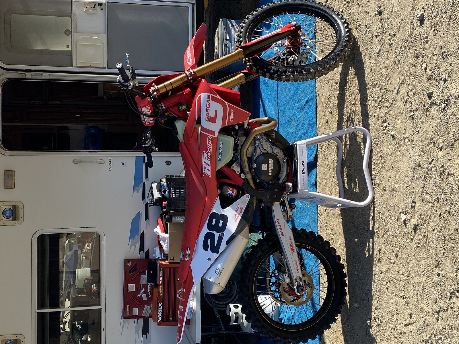 First Race - prida28 - Motocross Pictures - Vital MX