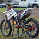 Finish First Coatings' 2015 YZ125 - The Mistress