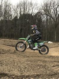 Kx125rider